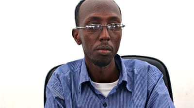 Somali journalist held over rape report freed
