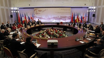 Iran nuclear talks end without breakthrough