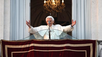 Papacy of Benedict XVI officially ends