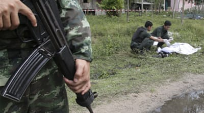 Thailand and rebels agree to peace talks
