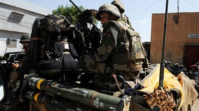 'Several hundred' fighters killed in Mali