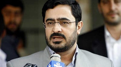 Mortazavi was dismissed from his judicial post over deaths of three protesters in custody after 2009 elections [AFP]