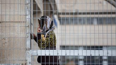 Palestinian prisoner Ammar Ziben's wife reportedly gave birth by artificial insemination in August [GALLO/GETTY]