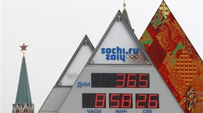 Dark side of Russian bid to host winter games