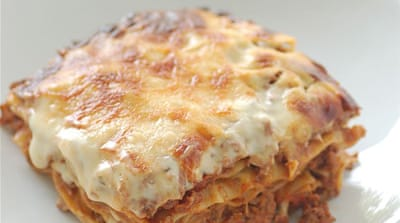 The meat content in Findus beef lasagne products tested positive for more than 60 percent horse meat [Wikimedia]