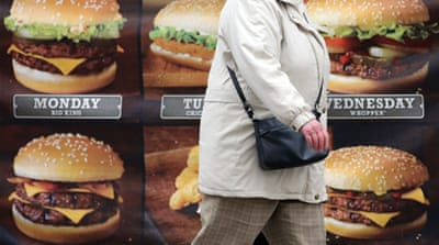 Experts weigh causes of US obesity epidemic