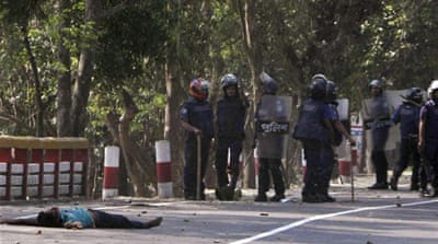 Bangladesh verdict sparks deadly protests