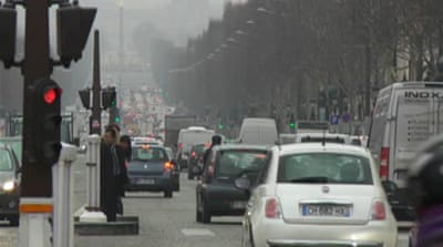 Car industry under threat in France
