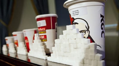 Judge strikes down New York sugary drinks ban