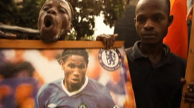 Football Rebels series: Didier Drogba