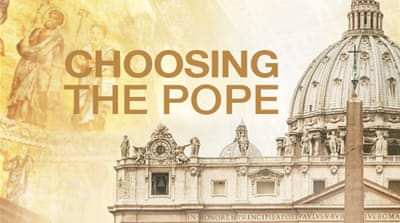 Choosing the pope