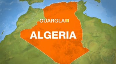Thousands protest unemployment in Algeria