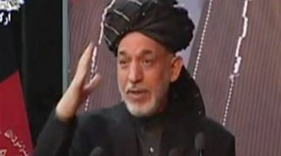 US general decries Karzai 'anti-US' speech