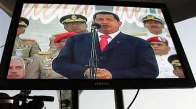 Hugo Chavez: Televising the revolution