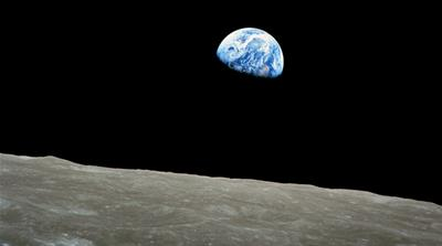 Apollo 8 crew member Bill Anders took one of the most iconic space images ever while orbiting the Moon [NASA]