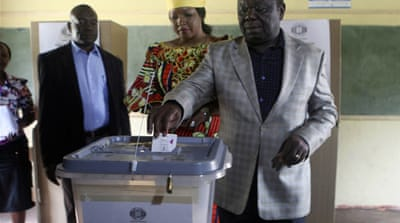 Zimbabwe votes on new constitution