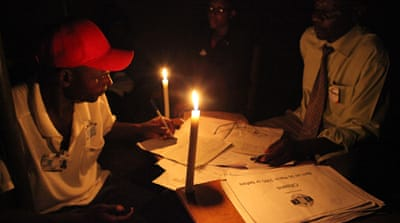 Vote count underway in Zimbabwe referendum