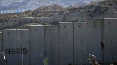The International Court of Justice declared the wall contrary to international law [File: EPA]