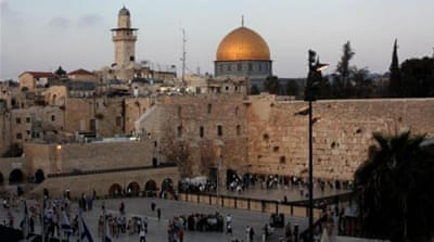 Many Palestinians have never visited Jerusalem despite its proximity to the West Bank [AFP]