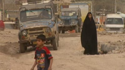 Conflict widens income inequality in Iraq