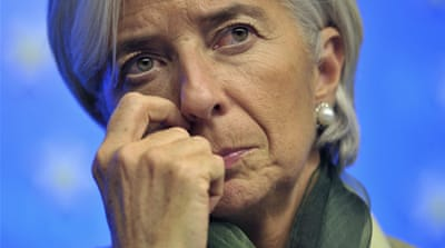 IMF chief's home searched in corruption probe