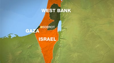 Israel strikes back after rocket fired from Gaza