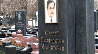 Posthumous trial begins against Russia lawyer