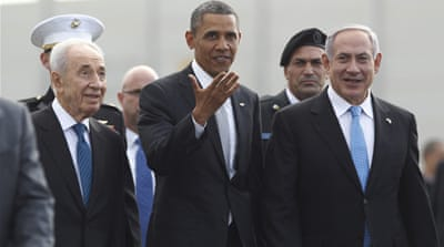 Obama's Israel visit is an insult to the Palestinians