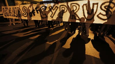 Cyprus in last-ditch talks to avert meltdown