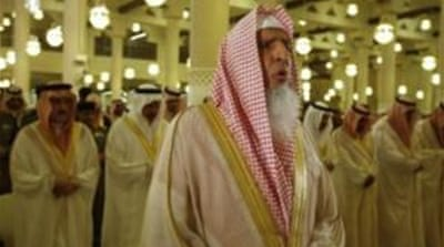 The remarks of the Grand Mufti Sheikh Abdul Aziz al-Sheikh generated a wide range of reactions on social media [AP]