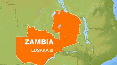 Zambia arrests politician over potato jibe