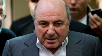 Russian tycoon Boris Berezovsky was found dead in a locked bathroom in his home in Britain on Saturday [AFP]