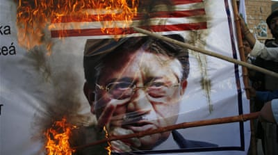 Pakistan's Pervez Musharraf: Risking it all?