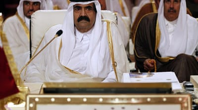 Qatar emir set to address nation