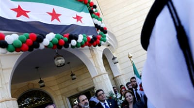 Syrian opposition targets Syria's seat at UN