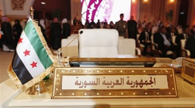 Arab League: Legitimising Syria's opposition