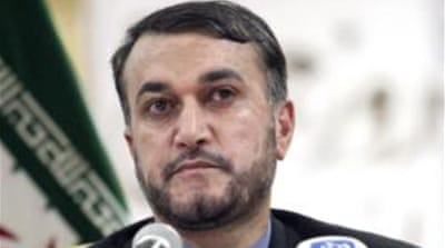 Hossein Amir Abdullahian, deputy foreign minister, said the decision 'will bring an end' to Arab League's role [AP]