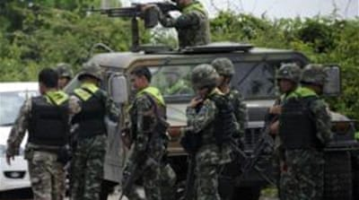Thailand holds peace talks with Muslim rebels