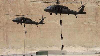 The tip of the spear: US Special Operations Forces