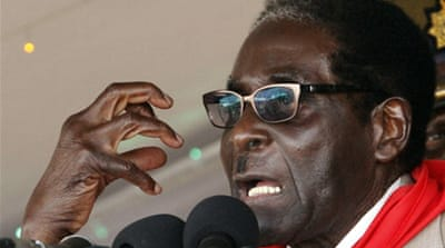 Robert Mugabe throws lavish birthday party