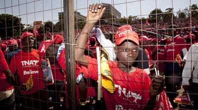 In Pictures: Final Kenyan poll rallies