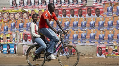 Kenya candidates hail from powerful dynasties