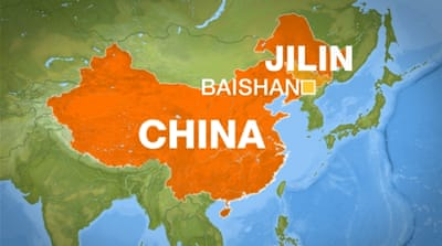 Dozens killed in China gas blast