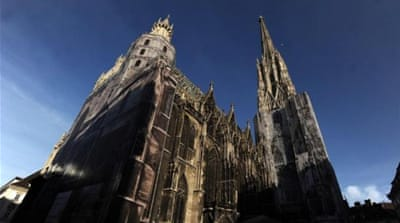 Austrian church eyes funds from its flock
