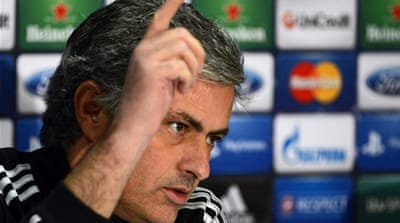 Mourinho: 'The world will be watching'