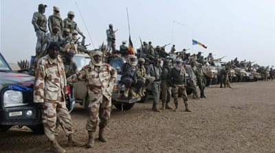 Many in Chad sceptical of Mali offensive