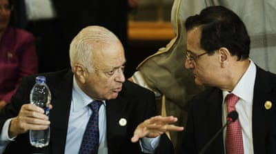 Arab League offers Syria seat to opposition