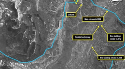 "New satellite images show North Korea is ""blurring the lines"" between its camps and surrounding civilians [Reuters]"