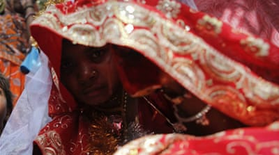 Child brides: How old is too young to marry?