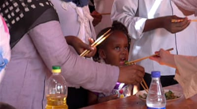 Drip-feeding Chinese culture in Sudan